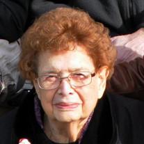Mary Jane Hartin (Rebiskie) Short
