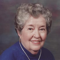Madeline L. Marshall Holbrook