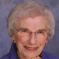 Bernice M Steinhauser