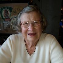 Maggie Pope Warren
