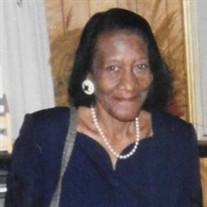 Mrs. Willie D. Chapman