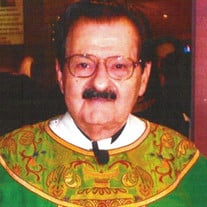 Msgr. Agostinho Pacheco
