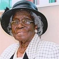 Mother Rhuel Agnes Enable Johnson