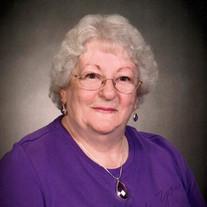 Mrs. Faye Allison Taylor Lowe