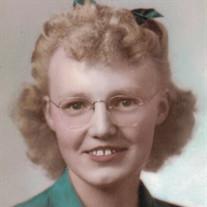 Shirley Anne Ashworth
