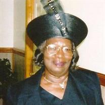 Mrs.  Essie Lee Gandy