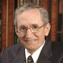 "Dr. William ""Bill"" Sanders"