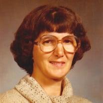 Dorothy Tharp (nee Fruth)