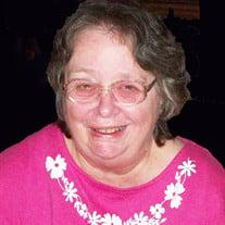 Mrs. Brenda Fay Tucker Coker