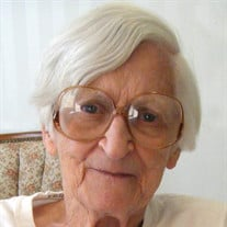 "Margaret  ""Peggy"" Erickson"