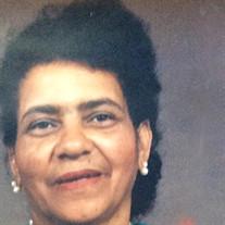 Mrs. Daisy Lou Mattison Barmore