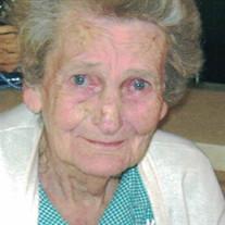 Mary Ruth Bowden