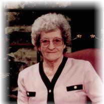 Ms. Virginia Lee Hamilton