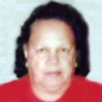 Mrs. Shirley Jean Tullos