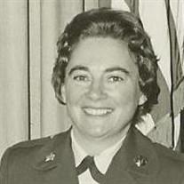 SGM Betty C. Costello