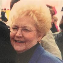 Mrs. Willa Dean Garner