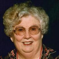 Joyce J Adams