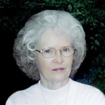 Mrs. Martha Baldwin Crain