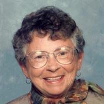 Doris E. (Stoneback) Wilson