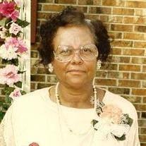 Mrs Gladys Ellison Bunn
