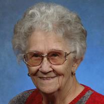Gladys M. Hardy