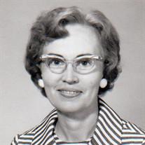 Gladys M Cox
