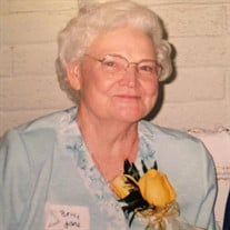 Mrs. Betty Jane Greenway