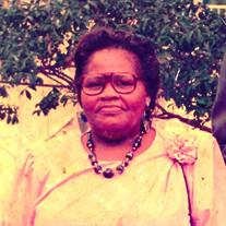 Mrs Lizzie D.  Beamon