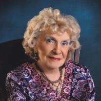 Elaine Florence Cavanaugh Reynolds Scobell