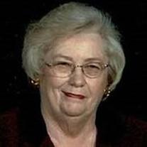 Mrs Elizabeth Ann Barrett