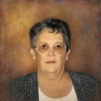Mrs Bertha Mary Echternach