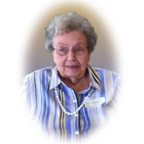 Merian Virginia Evans