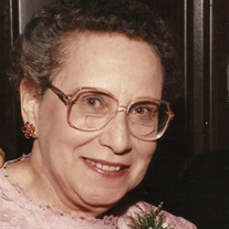 Eleanor F Goldberg