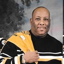 Rev. Donald Wayne Barrett