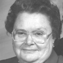 Orlea Grace McFarlin