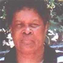 Mrs. Rosa Lee Evans Thompson