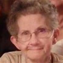 Mrs. Betty E. Minshew