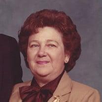 Hazel Christine Lafferty