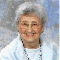 Edna Rhea Vaughn