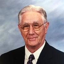 """Mr. Joel """"Buck"""" Hyman Arrants"""