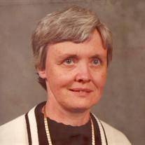 Mrs. Isobel Roach