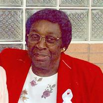Ms. Mae Rose Bynum