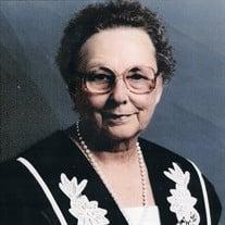 Melba Jane Dailey