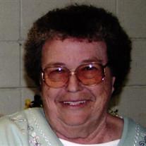 Mrs Mary Jo Parker