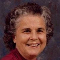Ruth Reed Cantrell