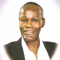 Mr Alvin Hill