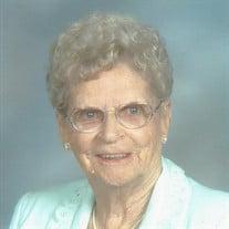 Georgia Mildred  Bowman