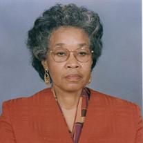 Mrs. Shirley Brown Richmond