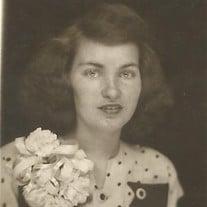 Mrs Irene Norris