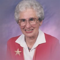 Margaret Martha Partsch